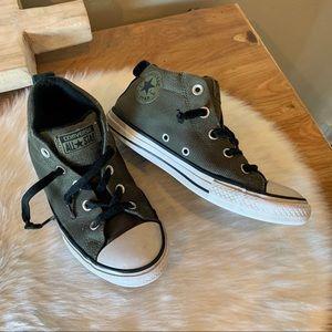 Converse Allstar high tops boys shoes